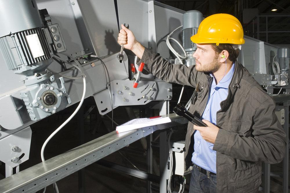 Industrial Machinery Mechanics, Machinery Maintenance Workers, and millwright -