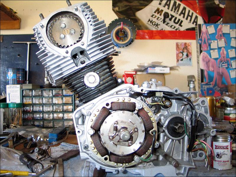 Small Engine Mechanics -