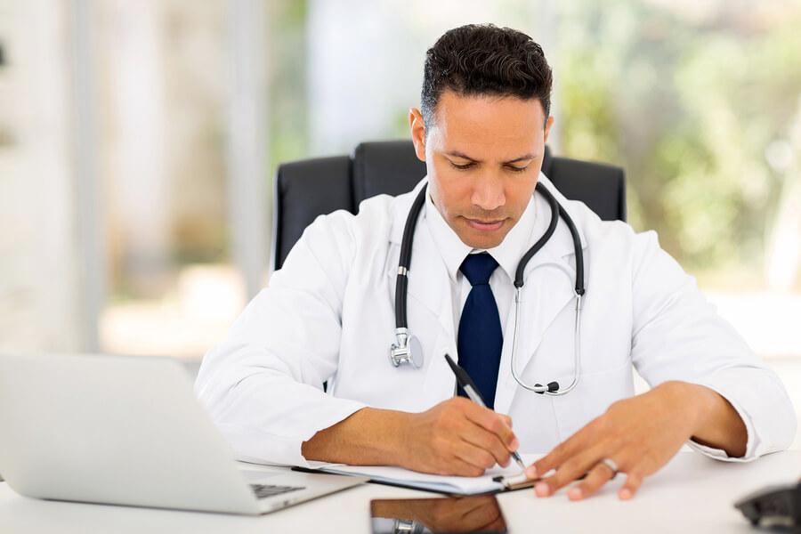 medical transcriptions -