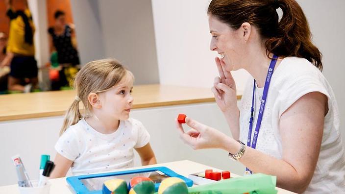 Speech-Language Pathologists -