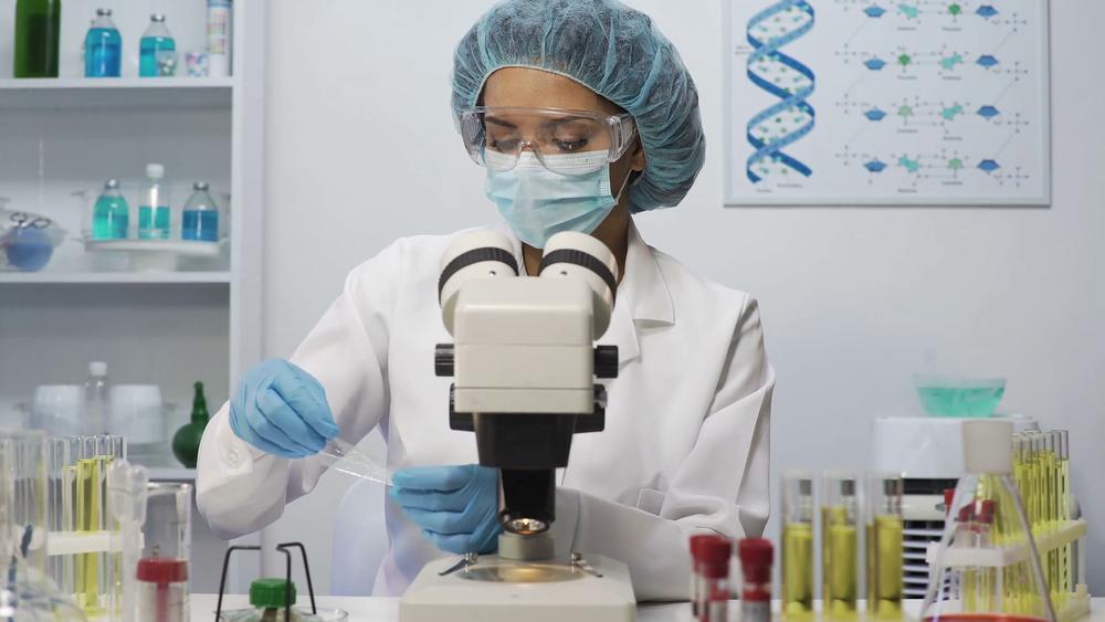 medical scientists -