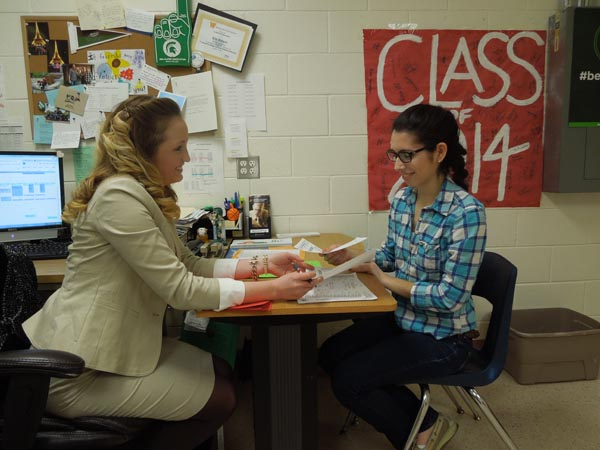 school and career counseling -