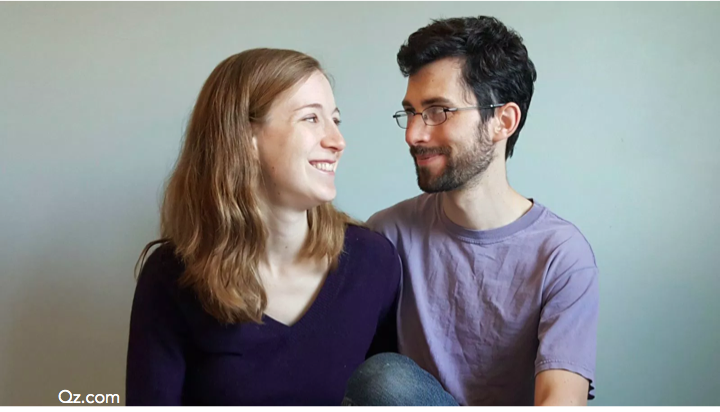 Quartz: Jeff and Julia have tried to find the best way to make a difference
