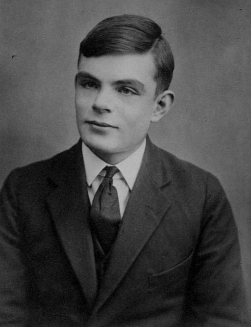 Turing was instrumental in developing the computer. Sadly he was prosecuted for being a homosexual, perhaps contributing to his suicide in 1954.