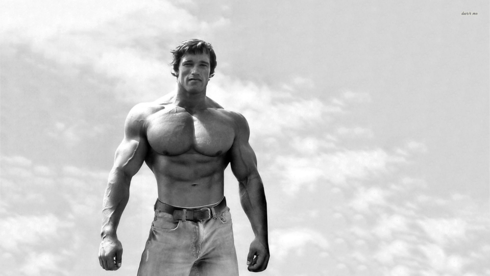 Arnold Schwarzenegger turned his success in bodybuilding into success as a movie star, which he turned into success as a politician.