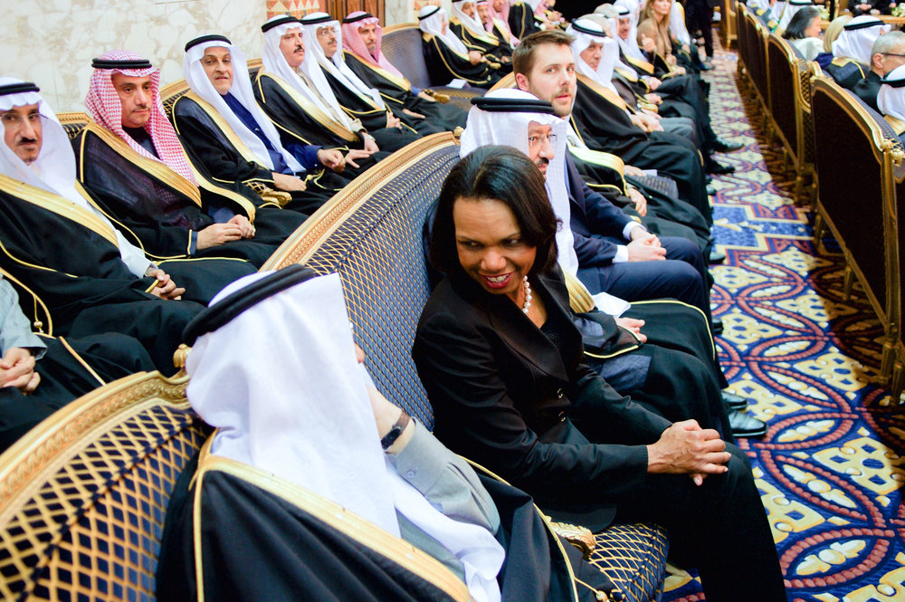Former_Secretary_Rice_Chats_With_a_Member_of_the_Saudi_Royal_Family.jpg