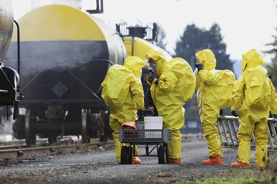 Hazardous Materials Removal Workers -