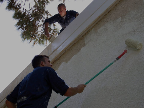 Painters, Construction, and Maintenance -