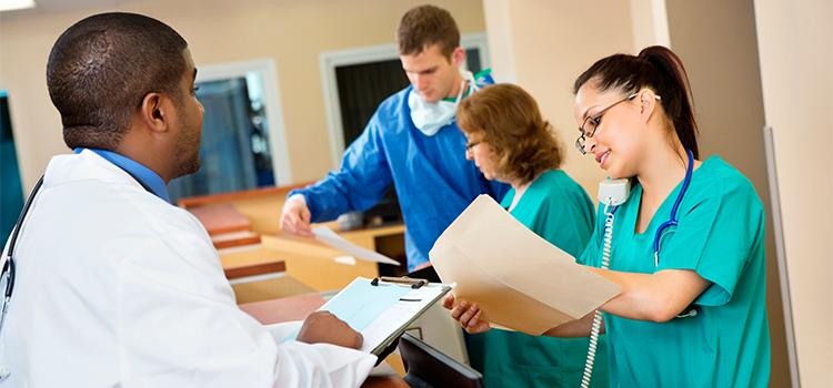 Registered Nurses -