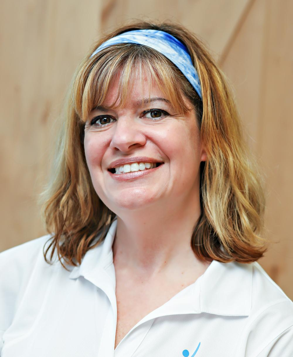 Lori Wagner - Lori has a Bachelor's Degree in Social Work and spent many years working around Atlantic County in long-term care and for Intergenerational Services. She discovered a love for fitness and in 2016 became a Certified Personal Trainer through ACE, the American Council on Exercise. She has additional certification in Senior Fitness and enjoys working with older adults. She enjoys working one on one with her clients, teaching Balance and Total Body Tone Up classes and helping new gym members feel welcome. When she is not at work or working out, she enjoys gardening and baseball (Go Phillies!). Lori is a proud wife and mother of two kids.