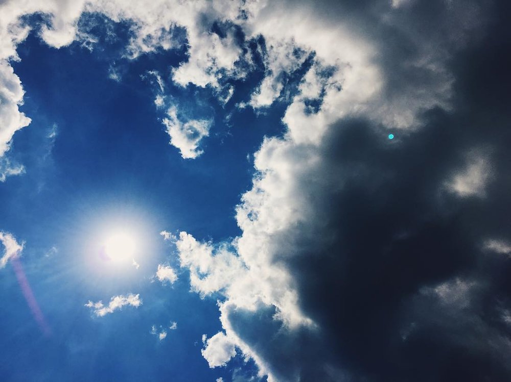 Loves a good cloud