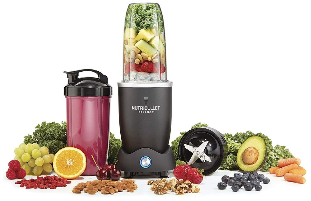 NutriBullet Balance-Bluetooth Enabled Smart Blender