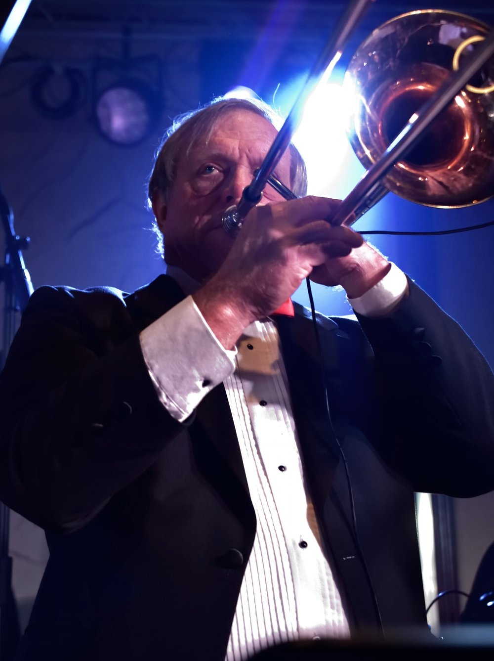 Don Batchelor - Trombone