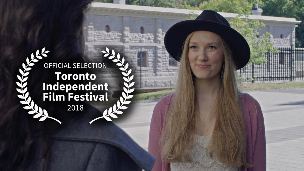 Toronto Independent Film Festival - From Sept. 6 - Sept. 15. We are screening Sept. 12 @ 6pm, so get your tickets at the Carlton Cinemas website!
