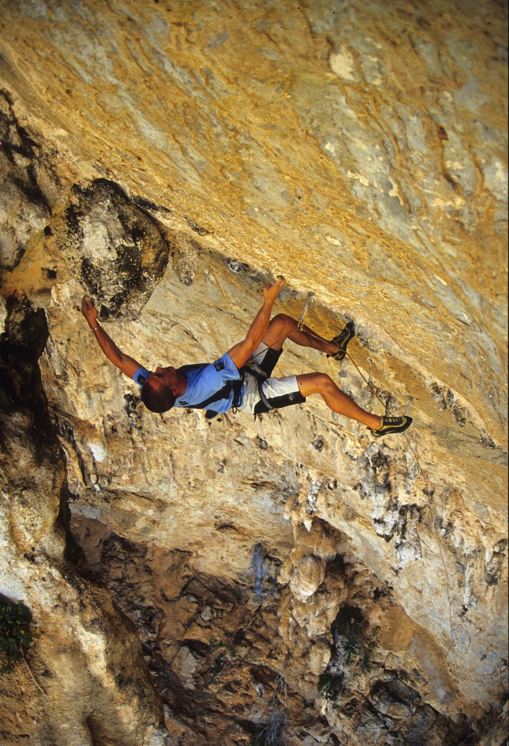 The Wasp Factory 7b, Cabeza de la Vaca, Cuba.  Photo: Mike Robertson