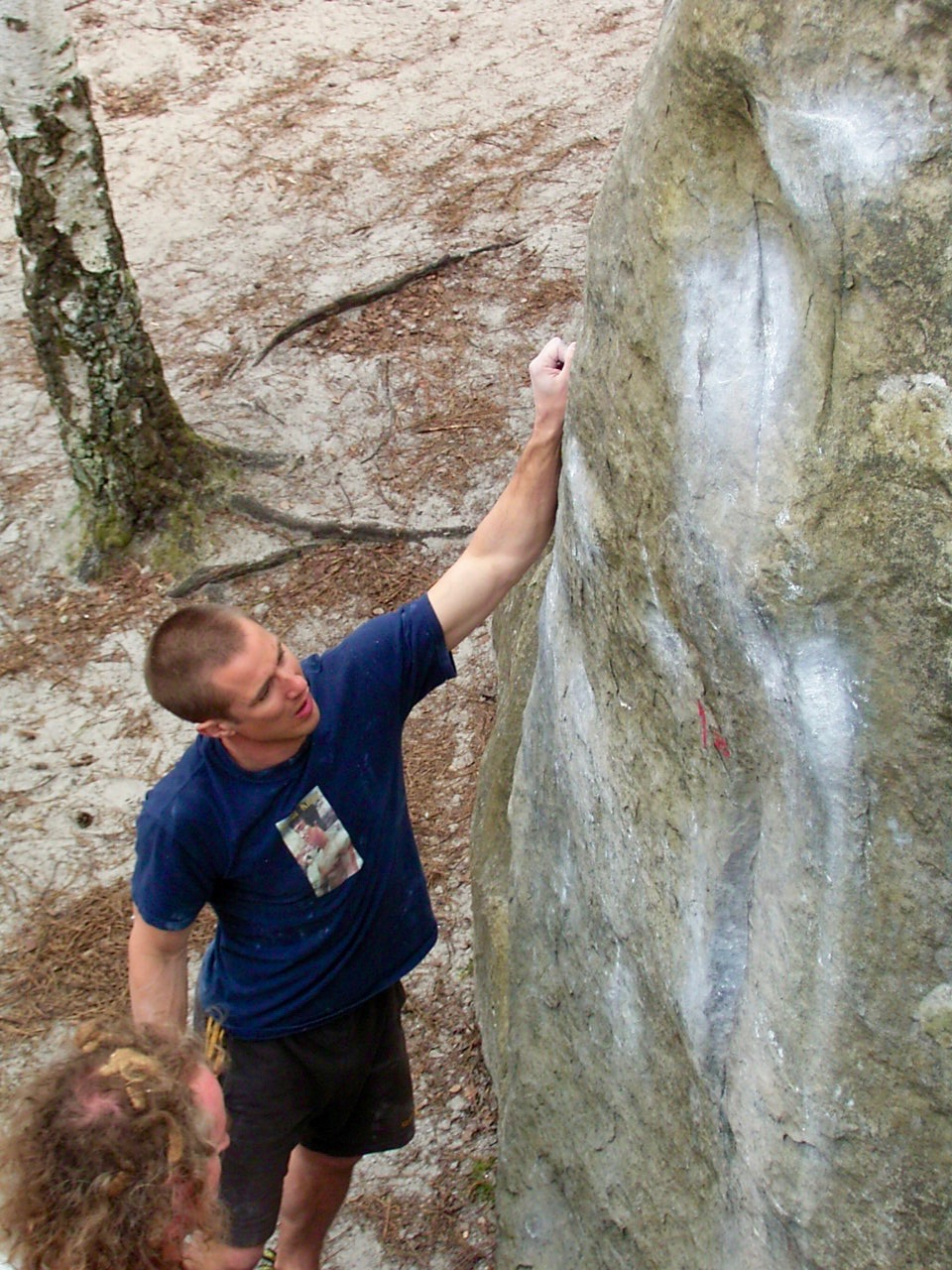Neil developed the format for the first British-lead bouldering coaching holidays in Fontainebleau. He ran these successfully every year between 2001 and 2010.
