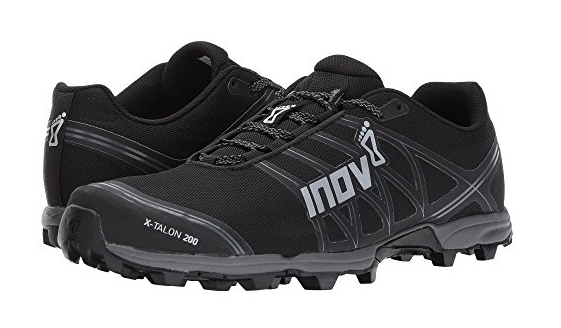 Inov-8 X-Talon 200 - Inov-8 makes HANDS DOWN, FEET UP the best training, trail running, and OCR shoes on the market. The X-Talon 200 is Dave's shoe of choice for both training and racing. It is incredibly durable, super grippy, and the wide toe box allows your toes / feet to splay naturally resulting in better foot feel. You'll never go back to another running shoe again, we promise. If you're into Obstacle Course Racing, Inov-8 is the official sponsor of the 2018 OCR World Championships in London.