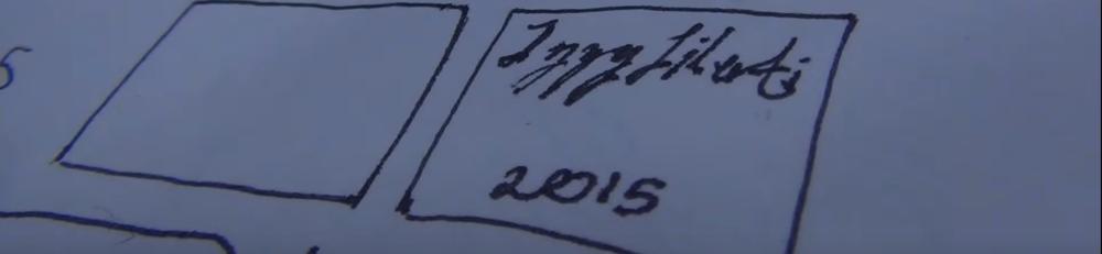 Izzy Liberti: Printmaker   Animator (2015)