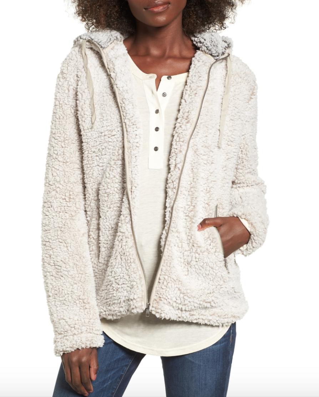Thread & Supply Brandon Fleece Jacket