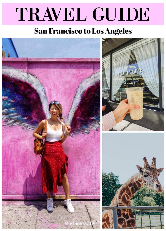 San Francisco - Los Angeles Pinterest Travel Guide.jpg