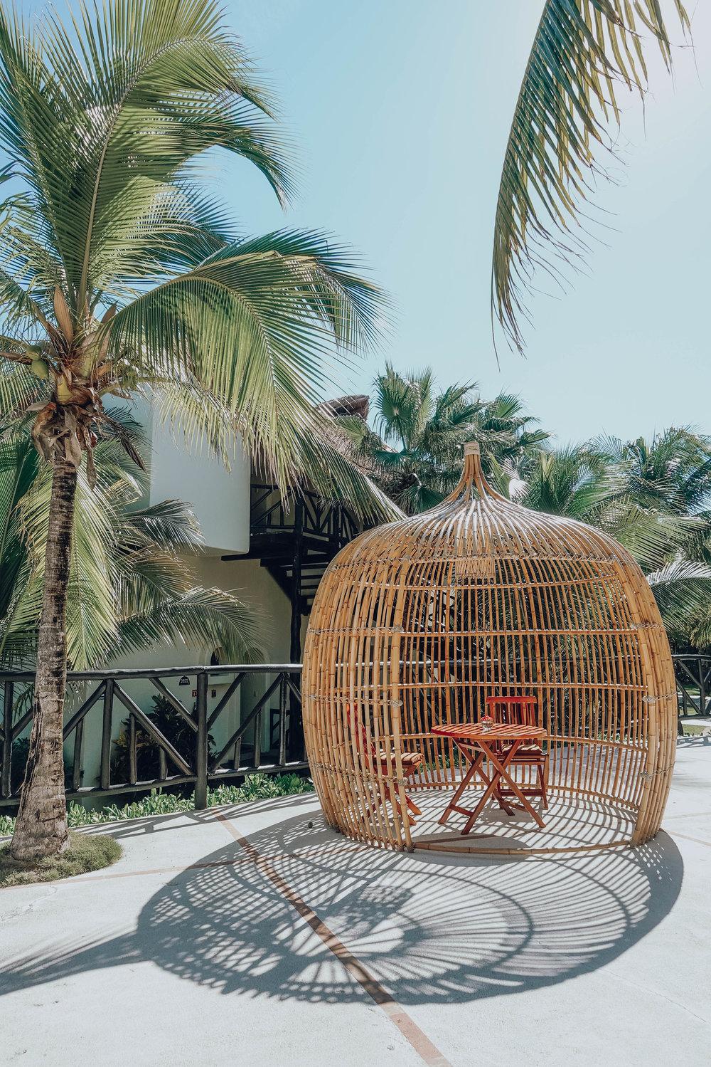 Karisma Hotel El Dorado Casita Royale FashionbyAlly Blog