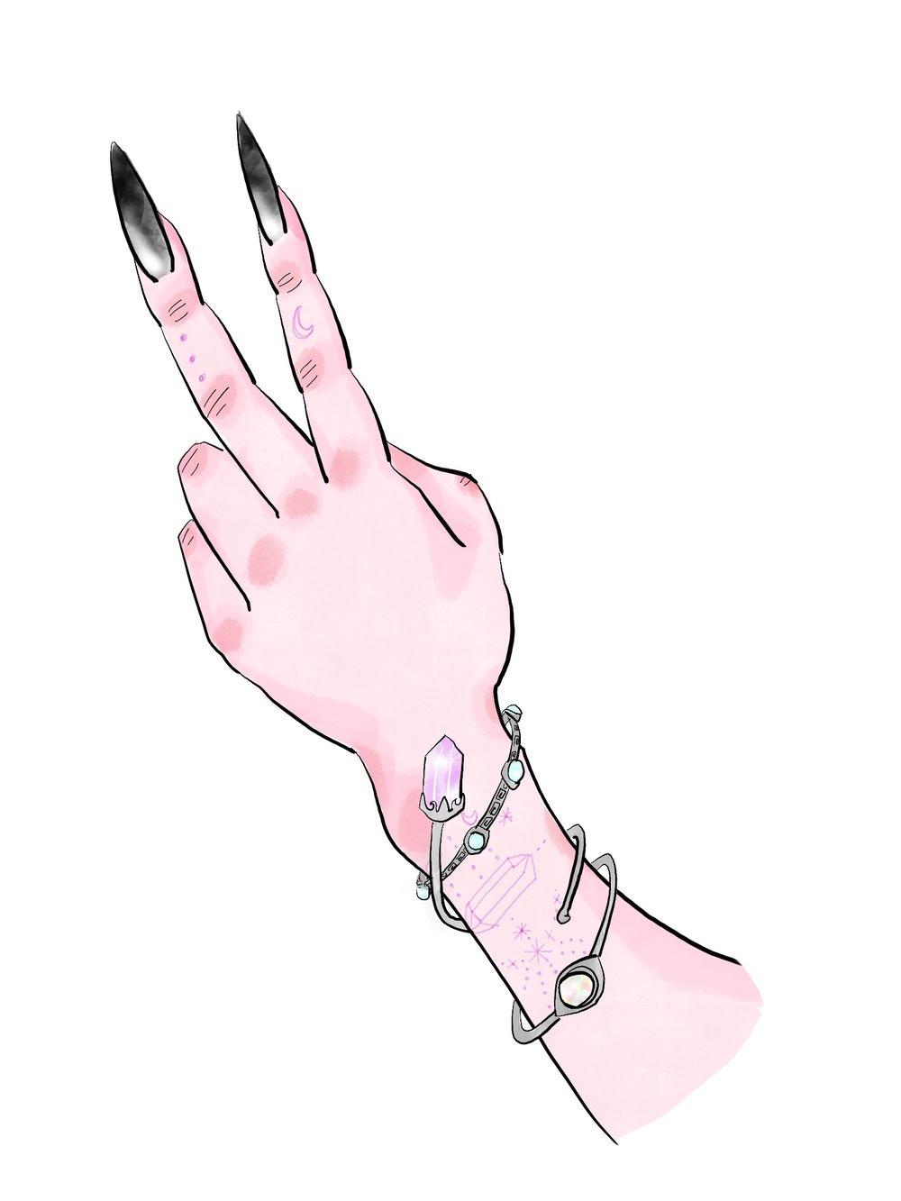 lo & chlo wrist
