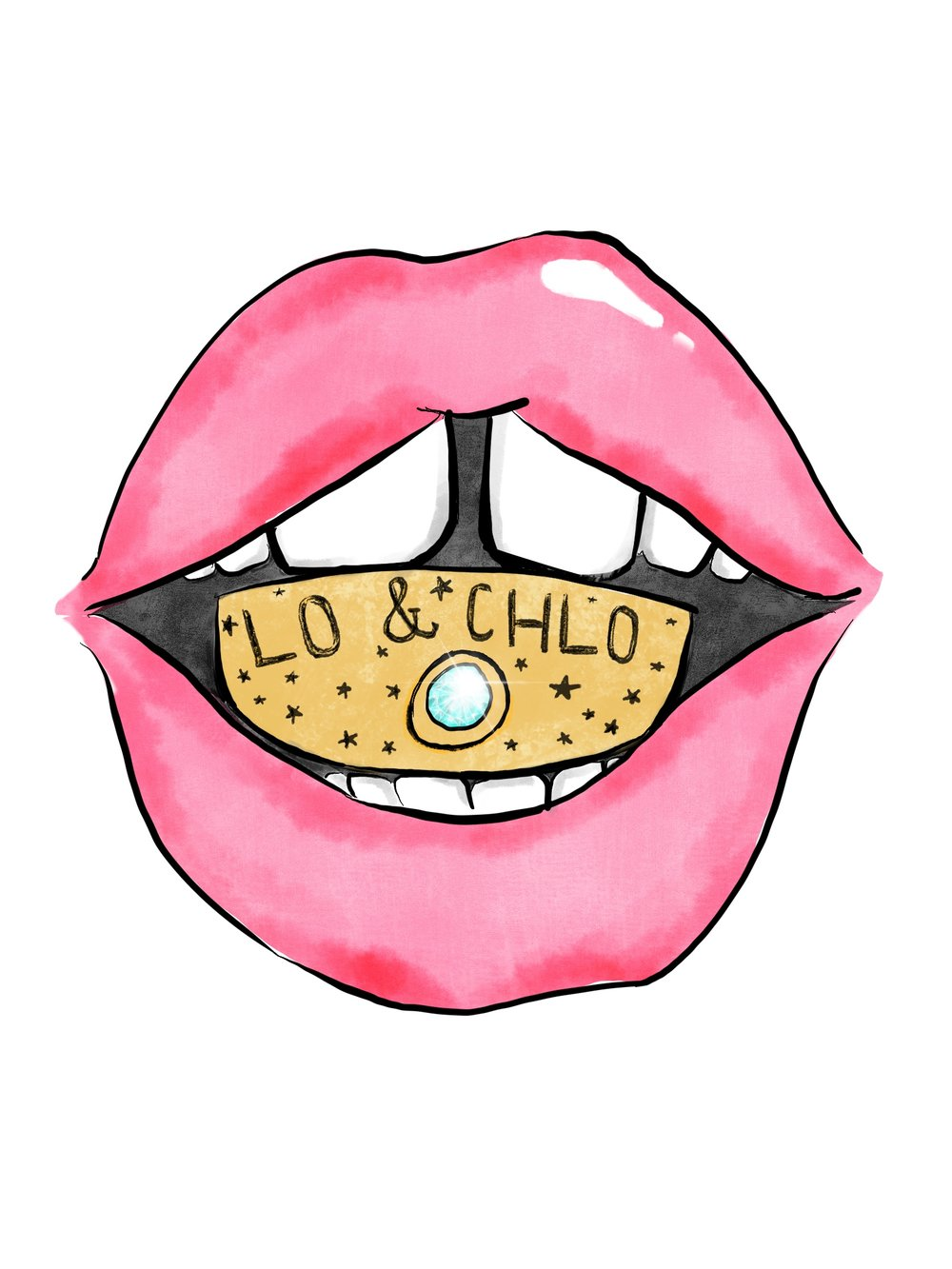 lo & chlo lips