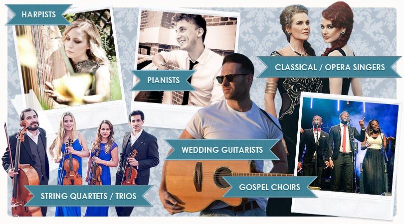 Wedding Entertainment Agencies