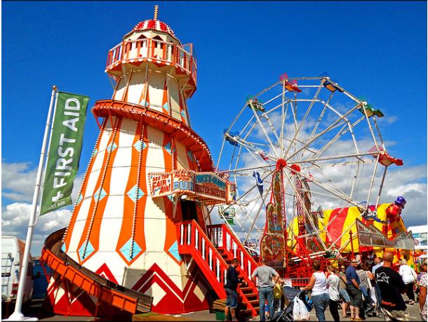 Fun Fair Attractions