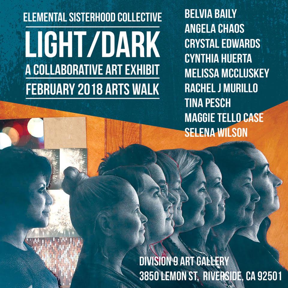 Elemental Sisterhood presents Light/Dark - February 1st-23rd, 2018