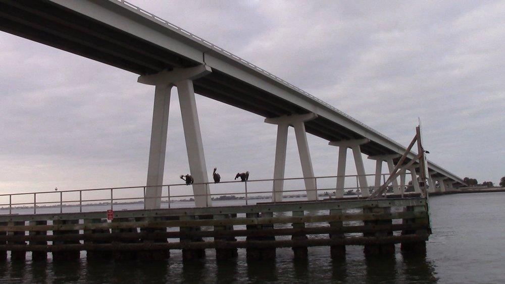 The bridge to Sanibel. Bye Sanibel!