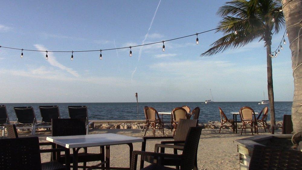 A bit of Banana Bay Resort and Marina.