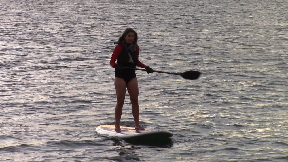 I love my paddle board!!!