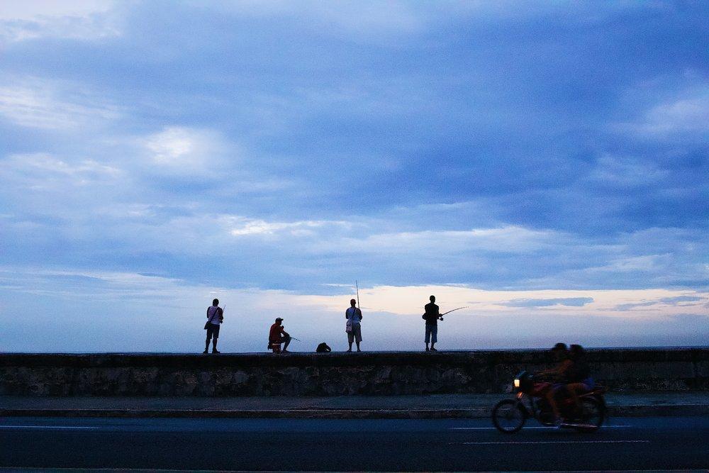 @brenmiranda - Malecón. Havana, Cuba