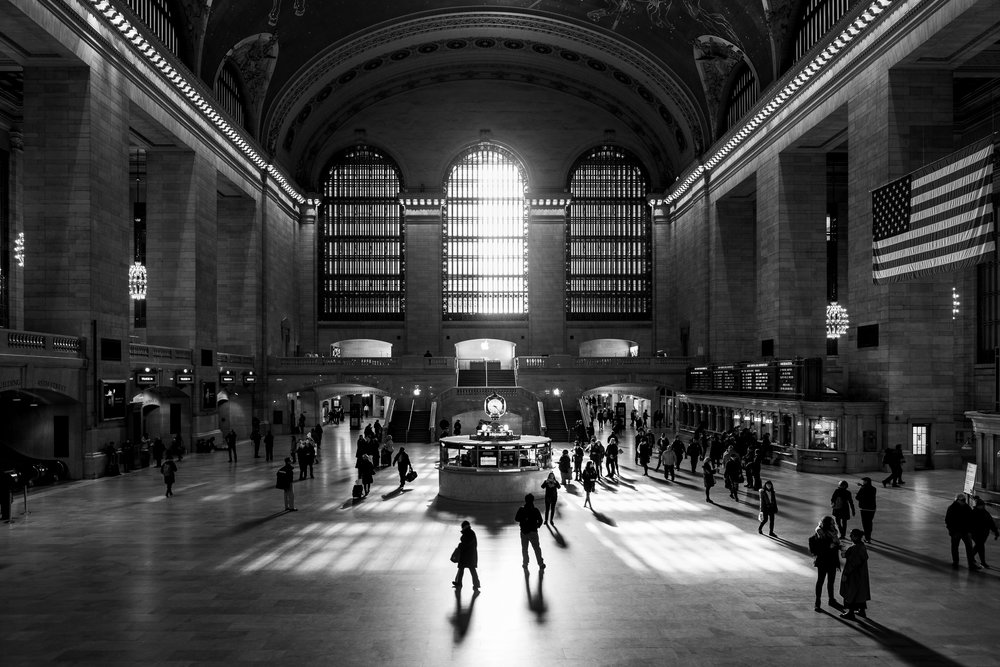 @christiannapolitano - Grand Central Station, New York, NY