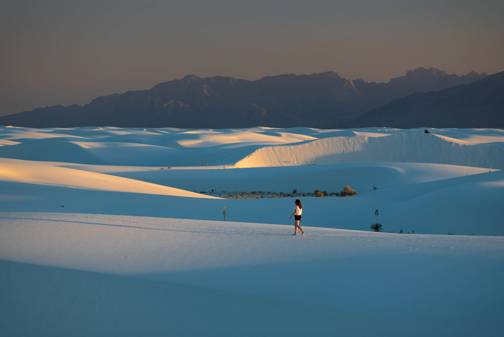@danielleong17 - White Sands, NM