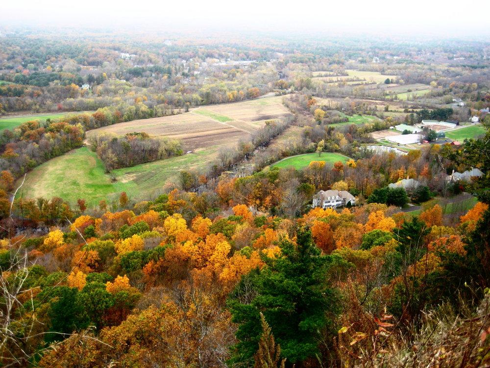 @jillcetel - Talcott Mountain State Park, Simsbury, CT