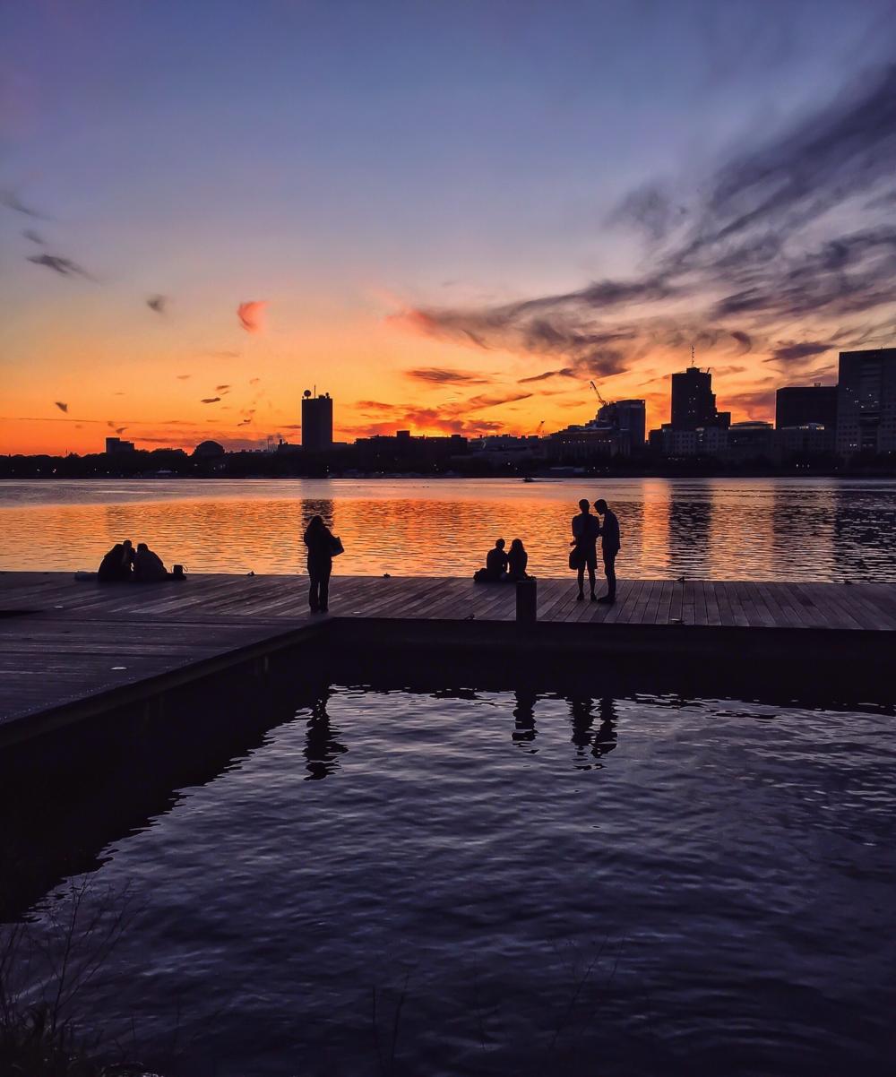 @kaleegen84 - Charles River Esplanade, Boston, MA