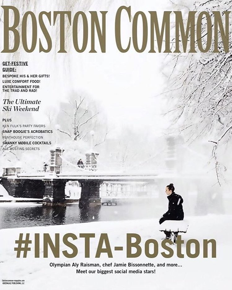 - IGBoston Creative Director Mic L. Angelo was interviewed by Boston Common Magazine about IGBoston's significance in the New England community.The interview was the magazine's cover story for their Winter 2016 issue.Several IGBoston members also contributed their images to the article, which are featured below.