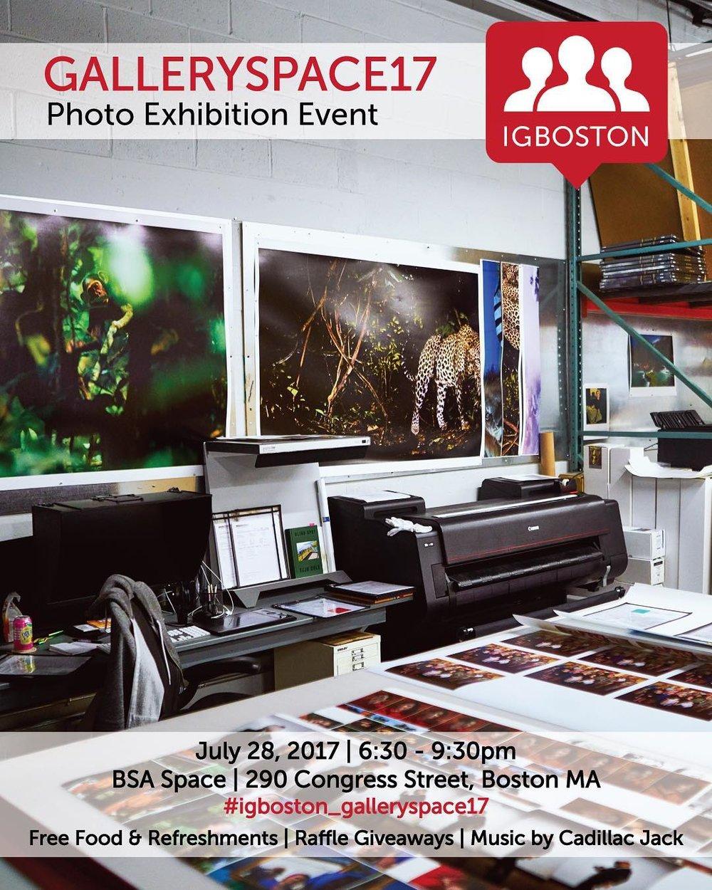 @igboston #igboston_galleryspace17