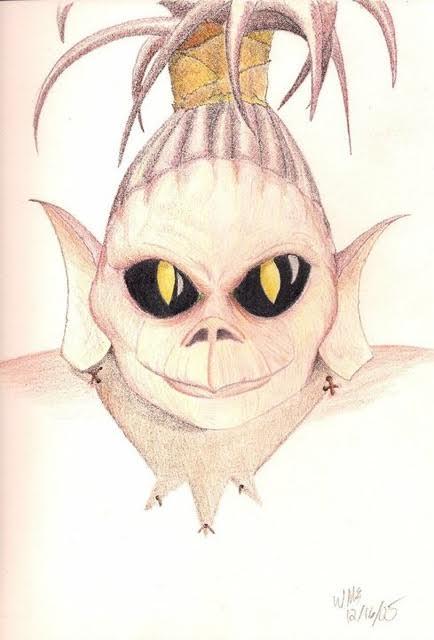 Red Goblin Concept