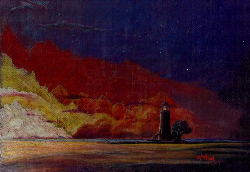"""Untitled"" Lighthouse"