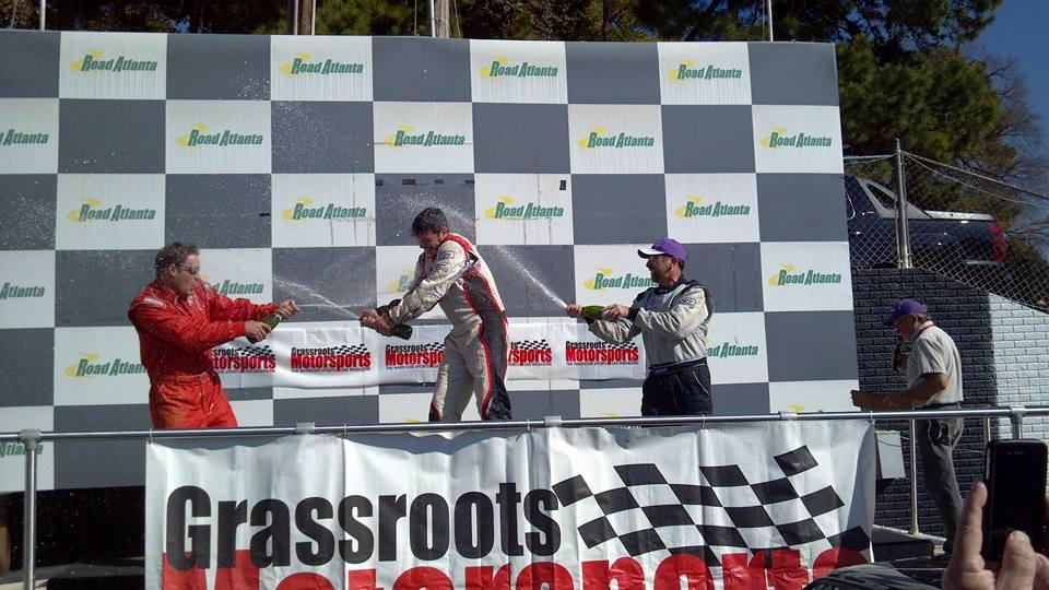 Tristan Herbert, Tom Martin, and Kirk Knestis Sweep the ITB podium at the ARRC