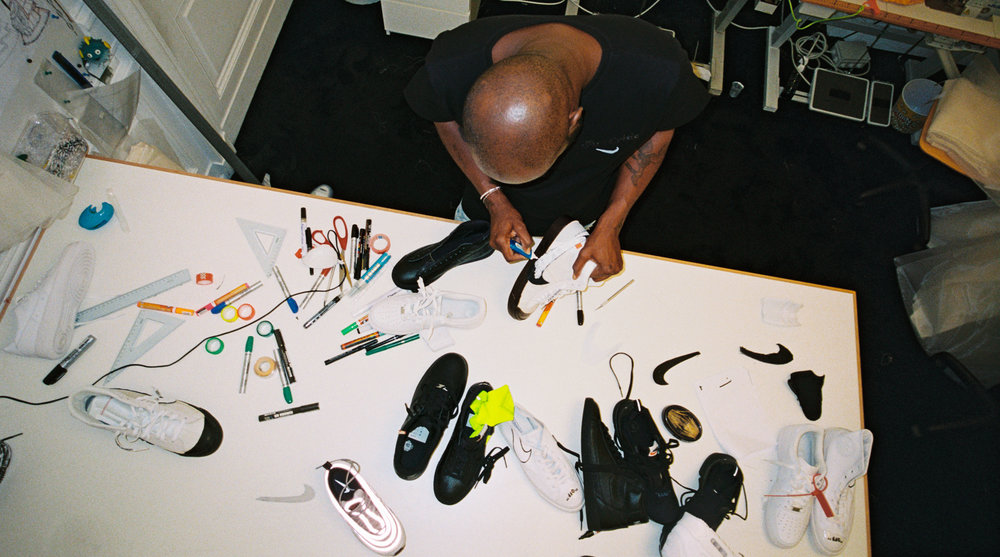 Nike x Virgil Abloh: 'The Ten' Limited Edition Sneakers