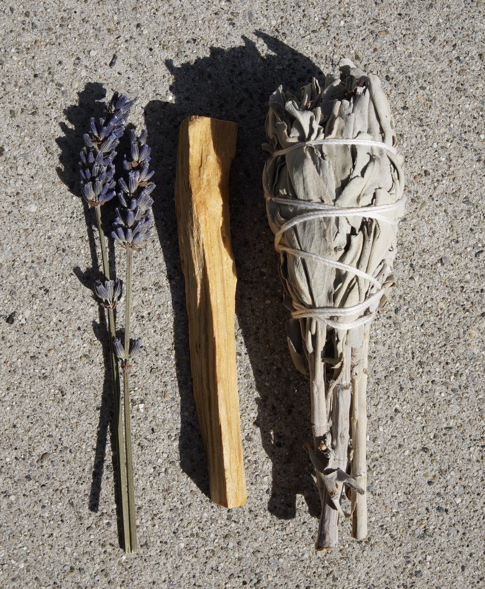 You can get your Smudge Kit here!