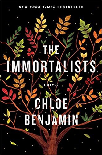 The Immortalists by Chloe Benjamin - How would you choose to live if you knew exactly when you would die? This is the premise of The Immortalists which took #BelletristBabes by storm a few months ago. @Belletristis my favorite online reading community and a highly trusted source for good reads, founded by Emma Roberts and Karah Preiss.They know what's up. BUY IT HERE.