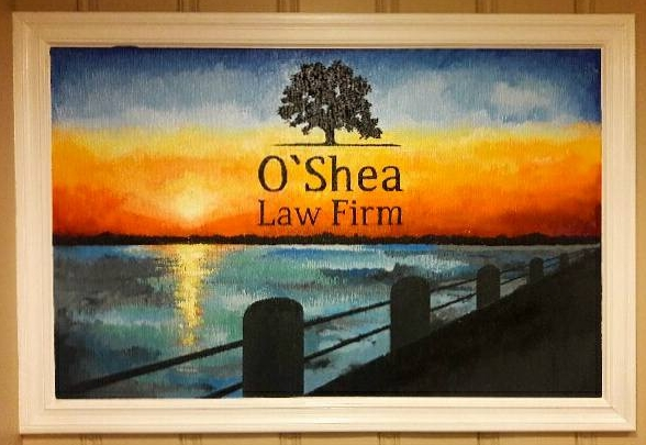 O'Shea Law Firm Logo Window  Painting 2.jpg