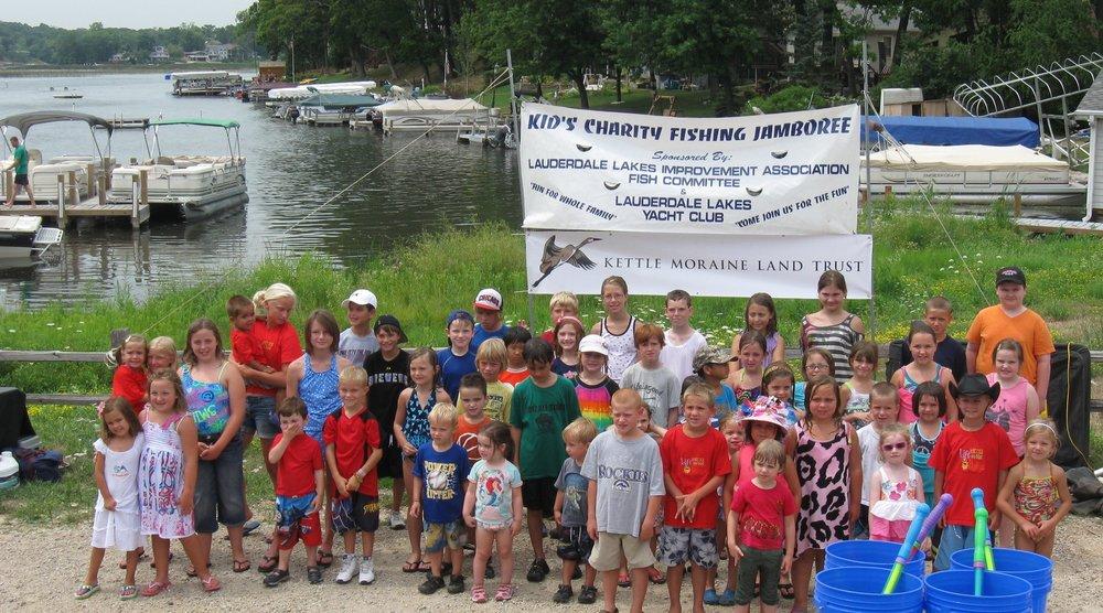 Kids Fishing Jamboree