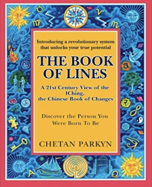 The Book of Lines  by Chetan Parkyn