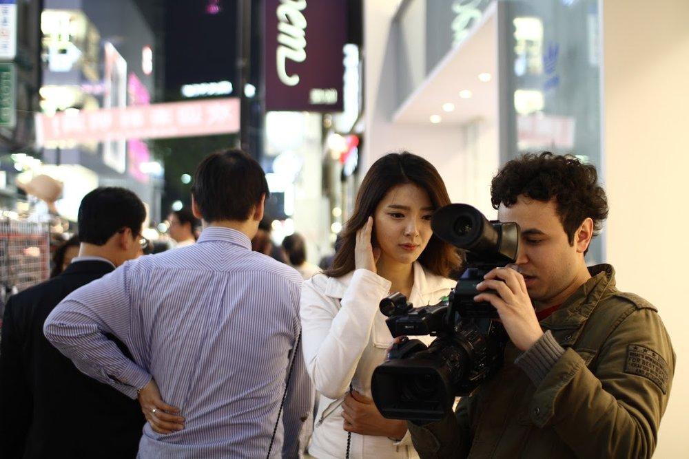 Nosferatu II in Myeongdong